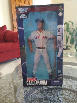 """Games & toys..Starting Lineup 1999 Boston Red Sox Nomar Garciaparra 11"""" Figure Hasbro.NEW!! for Sale in Lincoln Acres, CA"""