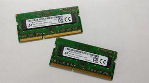 8GB DDR3L RAM by Dell (2*4GB ) for Sale in Detroit, MI