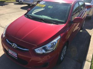 2017 Hyundai Accent only 999 down payment for Sale in Round Rock, TX