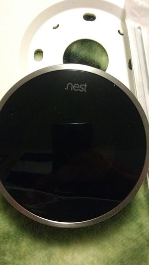 Nest Learning Thermostat 2nd Generation 02A Silver for Sale in Haymarket, VA