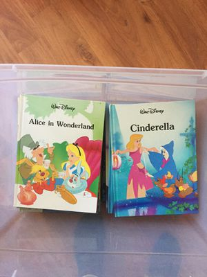 Disney classics children's book collection (hard cover) for Sale in Los Altos Hills, CA