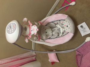 Fully Functional Baby Swing for Sale in Tampa, FL