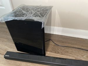 Samsung Soundbar with Sub for Sale in Silver Spring, MD