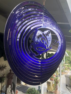 Butterfly windcatcher for Sale in Los Angeles, CA