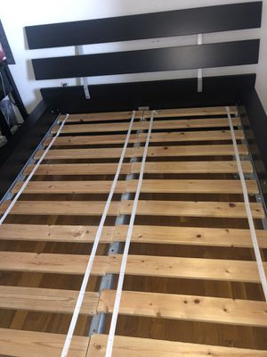 FULL SIZE BED FRAME for Sale in Fairfax, VA