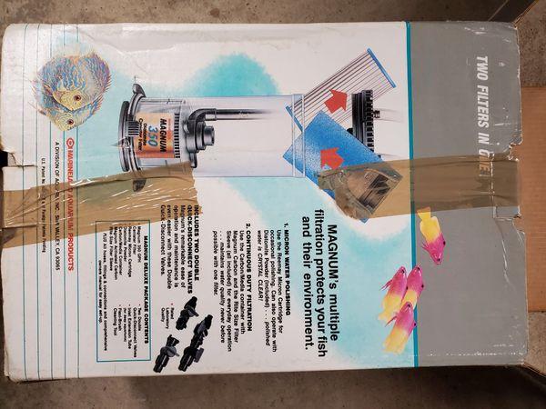 Marineland Magnum 350 Aquarium Filter