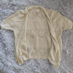 St John's Bay knit open front draped cardigan for Sale in Columbus, OH