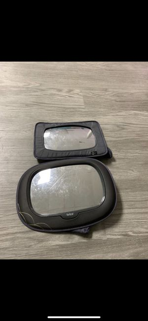 3 car seat mirrors for price of 1 NEED GONEBY 3PM TODAY for Sale in Schaumburg, IL