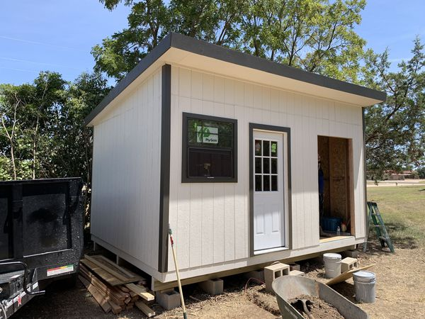 Storage shed improvements for Sale in San Antonio, TX ...