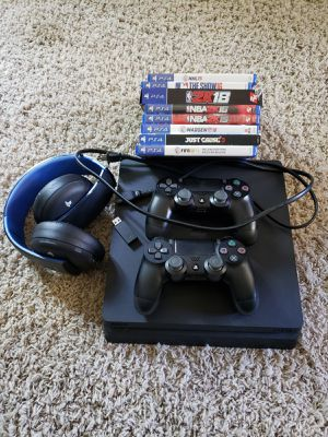 Slim PS4 1tb for Sale in Antioch, CA
