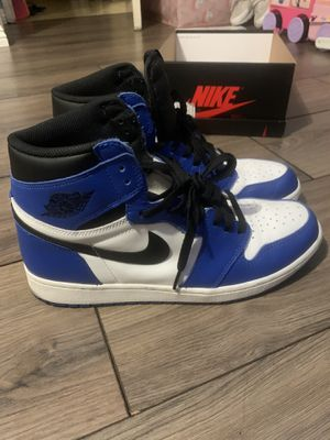 Air Jordan 1 'Game Royal' size 12 for Sale in Buena Park, CA