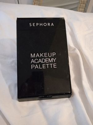 Makeup academy palette from Sephora for Sale in Haines City, FL
