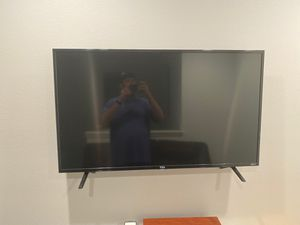 "49"" Roku TCL smart TV 4K 49S403 for Sale in Mission Viejo, CA"