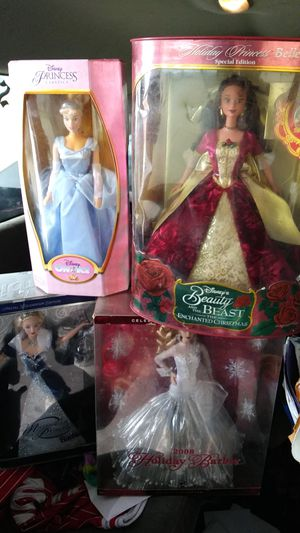 Limited edition collector Barbie dolls for Sale in Grand Prairie, TX
