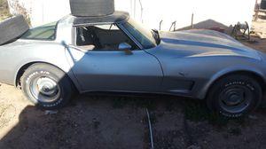 79 Chevy Corvette stingray for Sale in Tucson, AZ