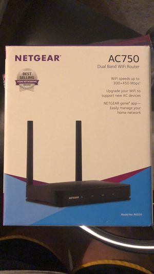 Netgear WiFi router for Sale in Saint Charles, MO