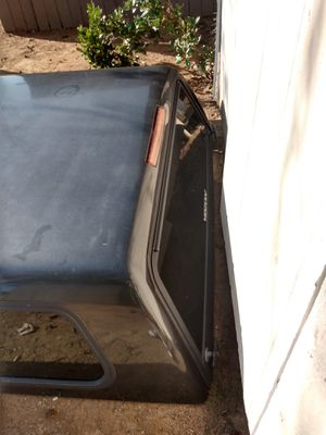 Camper shell for full bed 2006 to 2012 for Sale in Escondido, CA