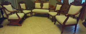 Antique Furniture (5 pc) for Sale in Dallas, TX