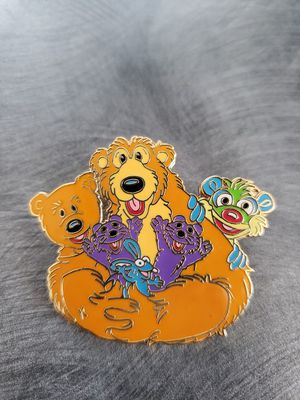 Bear in blue house rare disney pin for Sale in Roswell, GA