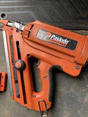 Paslode framing nail gun for Sale in Arlington, VA