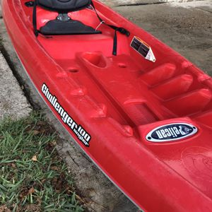 Pelican Challenger 100 Kayak for Sale in Pearland, TX