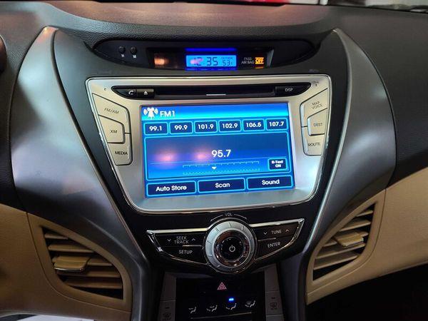 2011 Hyundai Elantra GLS-NAVI-CAMERA