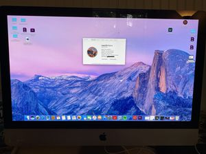 Imac 27 inch, mid 2011 8GB memory for Sale in Covington, WA