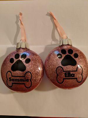 Custom ornaments for Sale in Ontario, CA