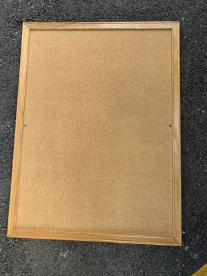 Cork board for Sale in Port St. Lucie, FL