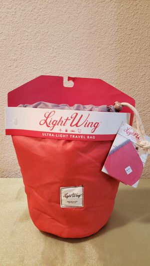 New Light Wing travel bag for Sale in San Antonio, TX