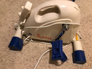 Sunny health and Fitness mini exercise bike powered for Sale in Surprise, AZ