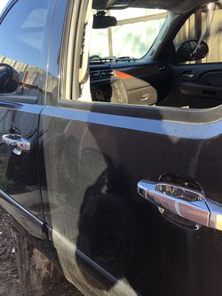 Suburban or Tahoe doors, bumper and Taillights 2007-2013 for Sale in Dallas,  TX