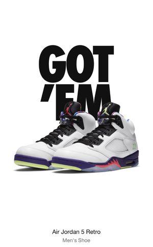 """Nike Air Jordan 5 Retro """"Alternate Bel-Air"""" for Sale in Menifee, CA"""