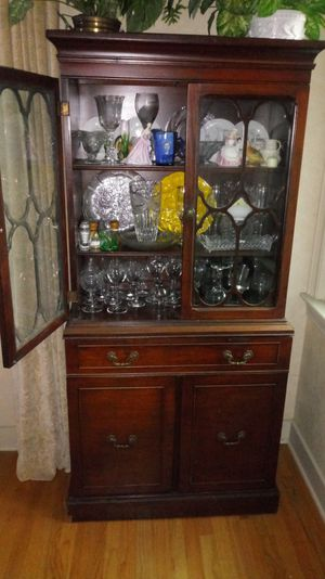 Antique Creole cabinet for Sale in Hudson, OH