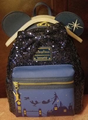 Loungefly peterpan backpack new with tags for Sale in Lynwood, CA