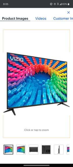 65 inch samsang smart tv wit remote for Sale in Columbia,  MO