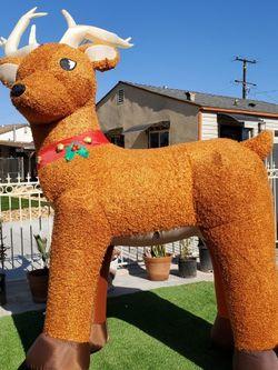 10ft Blow-up Reindeer for Sale in Los Angeles,  CA