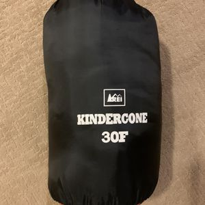 REI Kindercone 30F Sleeping Bag for Sale in Raleigh, NC