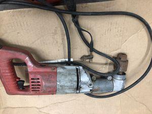 Milwaukee half-inch right angle drill for Sale in Miami, FL