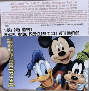 Discounted Disneyland Park Hopper Tickets for Sale in Corona, CA