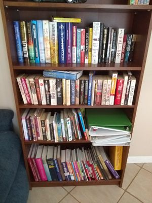 Approximately 120 books all for a total of $25 for Sale in Lawrenceville, GA