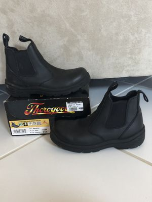 Thoroughgood Unisex Composite-Toe Boots for Sale in Pembroke Pines, FL