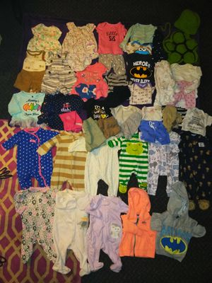 Newborn baby clothes for Sale in West Columbia, SC