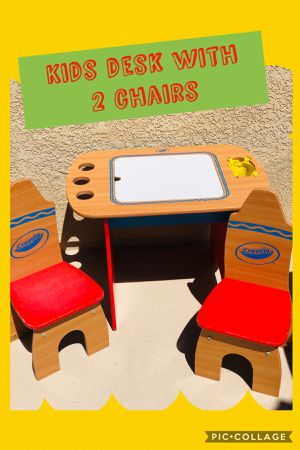 Kids Desk Crayola for Sale in Rancho Santa Margarita, CA