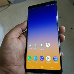 SAMSUNG Galaxy Note 9, Factory Unlocked,, Excellent Condition. Almost New.. for Sale in Springfield, VA