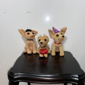 Dog plushies for Sale in Walker, LA