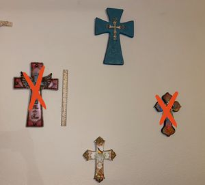 Wall Crosses for Sale in Austin, TX