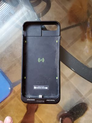 Mophie iPhone 7+ charger for Sale in Wichita, KS