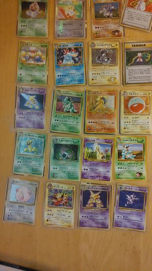 Pokemon Rare Holo Lot for Sale in New York, NY