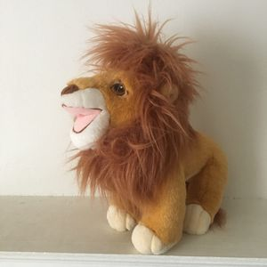 Authentic lion king stuffed animal plush simba adult for Sale in Ann Arbor, MI